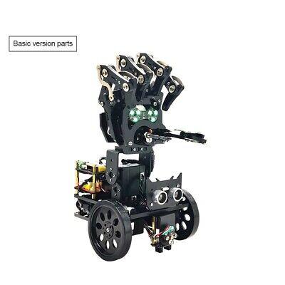 Bionic Mechanical Programming Robot Diy Kit Mobile Manipulator Palm Robotic Arm