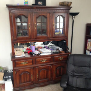 China Cabinet / Display Hutch