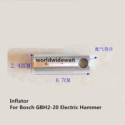 1pc Replacement Inflator For Bosch Gbh2-20 Electric Hammer