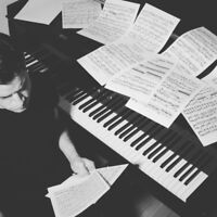 Pianist for corporate, wedding, and cocktail events