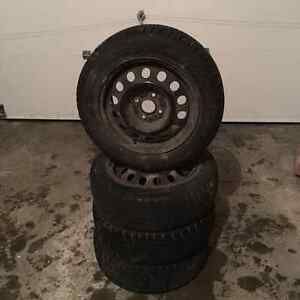 4 tire with rim for Toyota echo Gatineau Ottawa / Gatineau Area image 1