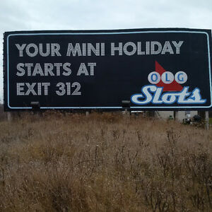 ADVERTISING BILLBOARD FOR LEASE - HIGHWAY 401 VISIBILITY