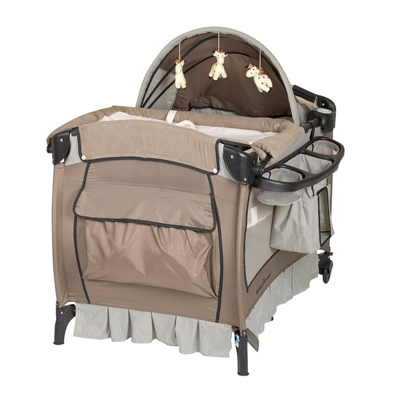 Best Infant Crib Portable Cradle Newborn Sleeper New