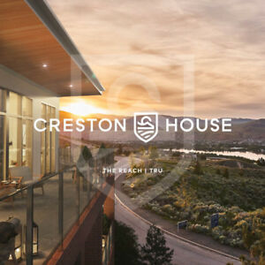 SHOW SUITE GRAND OPENING - CRESTON HOUSE