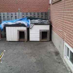 Dog Houses (2)