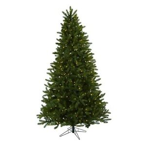 7.5 Ft Pre-Lit Christmas Tree