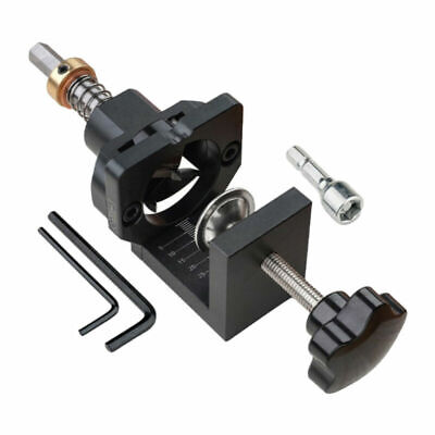 1 Set Cabinet Hinge Jig Wood Hole Saw Drill Locator Guide Tool 35mm