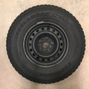 Truck Winter Tire/Rim Package