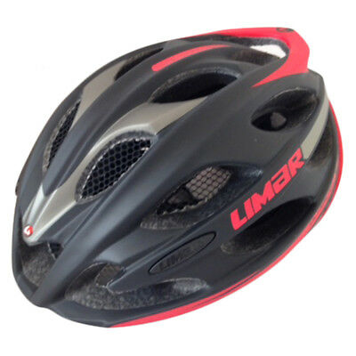 Limar Ultralight+ Road Helmet Lim Ul+ Rd (G) M53-57 M-bk/rd, used for sale  Shipping to India