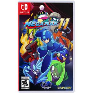 ⭐Jeu Nintendo Switch Games Megaman 11 Neuf et +⭐