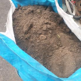 Loads of free top soil
