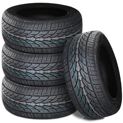 4 Lionhart LH TEN 26535R22 102W XL BSW All Season Traction Performance Tires