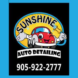 Sunshine Auto Detailing - Oshawa