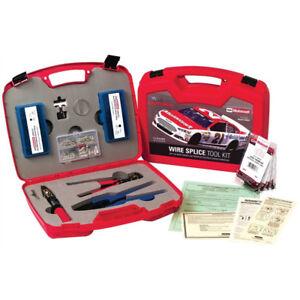 NEW Rotunda/Motorcraft  Wiring  Kit,Crimper, Stripper, Heat Gun