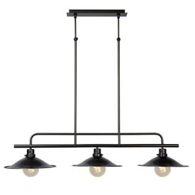 3 lamp ceiling bar light, brand new in box