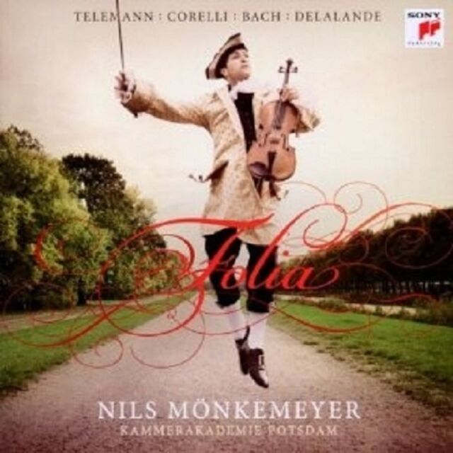 "NILS MÖNKEMEYER ""FOLIA"" CD NEU"