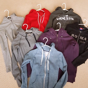 Women's hoodies size small