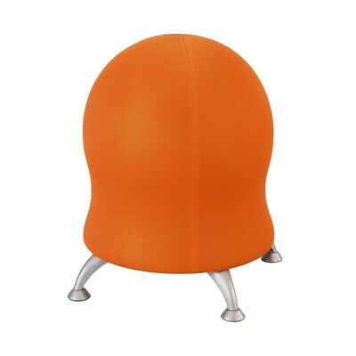 Safco Products Zenergy Ball Chair 4750or Orange