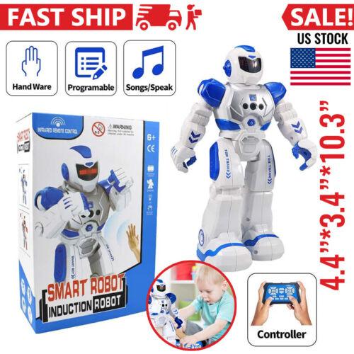 RC Robotic Toys, Robots for Kids Boys Dancing Musical Progra