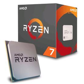 AMD Ryzen 1800X CPU Processor AM4
