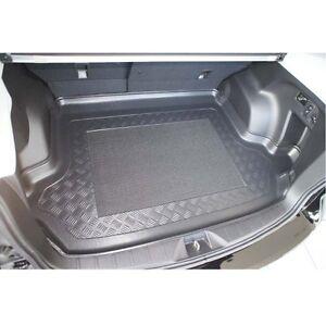 Kofferraumwanne mit Antirutsch passend für Subaru Forester 4 Typ SJ ab Bj. 2013