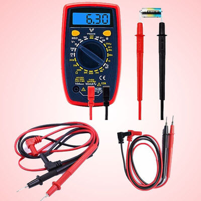 Digital Multimeter Measurement Probes Test Probe Electrical Instruments Silicone