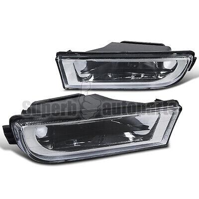 For 1995-2001 BMW E38 7-Serise 740i 750iL Fog Lights Bumper Lamps
