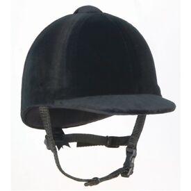 Riding Helmet 55cm