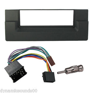 BMW-5-Series-E39-1995-2000-Car-CD-Stereo-Radio-Fitting-Kit-Fascia-Facia-Panel