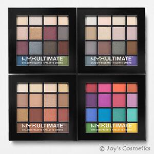 2-Nyx-Paleta-de-sombra-definitiva-Sombra-de-Ojos-034-Elige-tus-2-Colores-034-Joy-039-s-cosmeticos