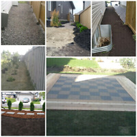 (Aug - Sept) Discount!! - Landscaping services