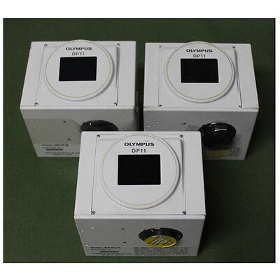 Olympus Microscope Dp11 Ccd Camera Nikon