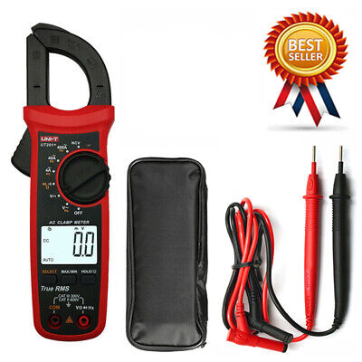 Uni-t Ut201ut202ut203ut204 Ac Dc Current Digital Clamp Meter