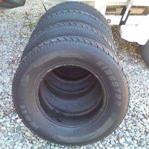 Winter Tires 205/75/15 Kitchener / Waterloo Kitchener Area image 1