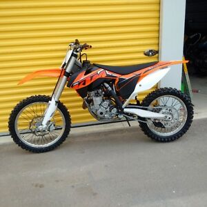 *** STOLEN DIRT BIKE * 2014 KTM 350 SX-F * $2000 REWARD 250 450