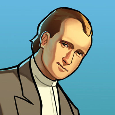 Phil Collins in GTA: Vice City