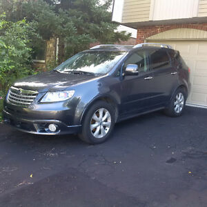 Subaru Tribeca limited VUS 2013 - 7 passagers