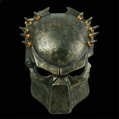 Alien Hunter Predator Mask AVP Movie Replica Collectable Halloween Costume Masku](Alien Movie Mask)