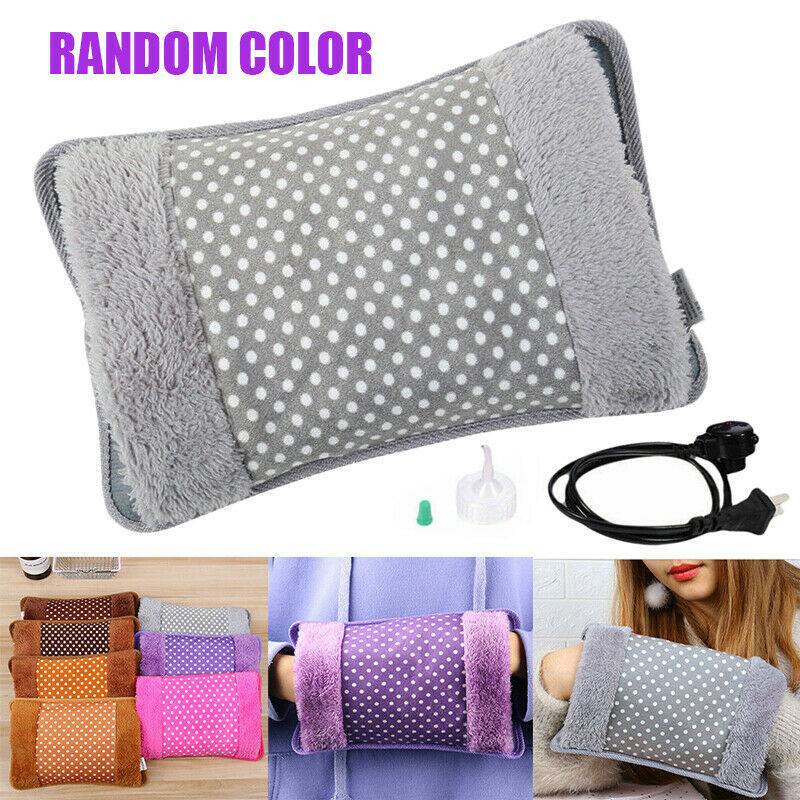 Electric Rechargeable Hot Water Bag Winter Hand Heater Warme