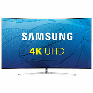 "CLEARANCE SALE on Samsung 78"" Curved 4K SUHD smart tv UN78KS9500"