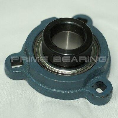 New Satrd205-16g 1 Ductile 3-bolt Flange Bearing