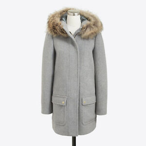 J Crew Vail Wool Parka- brand new with tags! London Ontario image 1