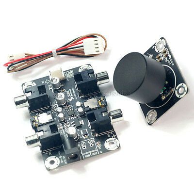 Digitally Controlled Stereo Electronic Audio Volume Control Board VC02 - M62429 Stereo Audio Volume Control