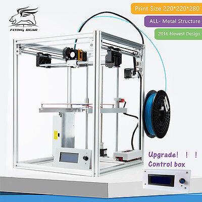 3D принтеры 2016 Free shiping Flyingbear