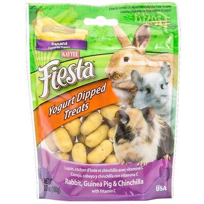 Kaytee Fiesta Rabbit / Guinea Pig Banana Yogurt Dips