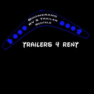 *** TRAILERS FOR RENT ***