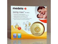 Unused medela breast pump for sale