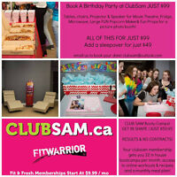 STRESS FREE Birthday Party & Space Rental NEWLY RENOVATED
