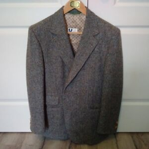 GENUINE Harris Tweed Jacket and vest
