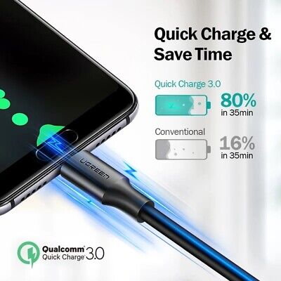UGREEN Type C Cable USB 3.0 to USB C 3.1 Fast Charger...